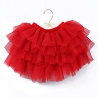 ballerina boy - 2 Y New Fashion Children Girl Tutu Skirts Baby Ballerina Skirt Kids Chiffon Fluffy Casual Candy Color Skirt