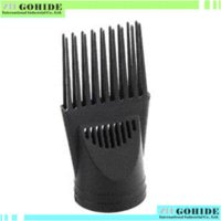 Wholesale New Promotion Professional Hair dryer nozzle air nozzle comb poly nozzle air nozzle with a comb cm diameter