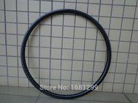 Wholesale lightest er clincher rim mountain bike K UD K full carbon fibre bicycle wheelset rims MTB inch mm width Free ship