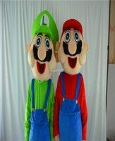 beautiful mascot costumes - 2016 Large luxury l super Mario bros mascot costume adult beautiful evening dress