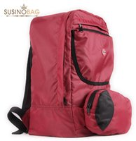 Wholesale SUSINOBAG Gym Bag Men s Travel Bags Duffel Sport Bag For Folding Polyester Sport Duffel With Large Capacity Backpack