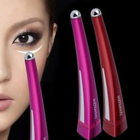 Wholesale Mini Massage Device Pen Type Electric Eye Massager Facials Vibration Tool