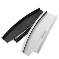 al por mayor consola playstation blanco-El mejor precio de la venta caliente Negro / Blanco Color de soporte vertical Muelle Base para Sony Playstation 3 Slim Para Consola para PS3 serie 2000