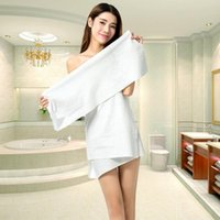 adult disposable washcloths - Travel Disposable Bath Towel Hotel Journey One time Washcloth Hot Nonwovens one Towel and one Bath Towel Two Pieces Package