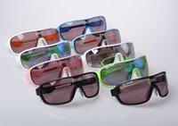 Wholesale POC Road Cycling Eyewear MTB Bike Bicycle Sunglasses Lens Polarized Anti Fog Cycling Bici Velo Glasses Cycling Goggles Outdoor Sports