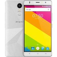 Cheap 5.5 inch ZOPO Hero 2 Android 6.0 4G Smartphone MT6737 Quad Core 1.3GHz 1GB+ 16GB Fingerprint Scanner Dual Cameras