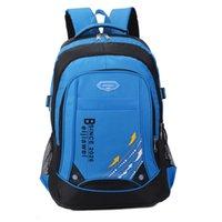 Wholesale 2016 new mountaineering bags outdoor waterproof nylon sports bag multi purpose shoulder bag schoolbag men and women