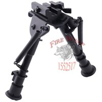 adjusting rifle sights - 6 inch QD adjust swivel Harris Pod lock for Harris style bipod Adjustable legs for Rifle Scope Airgun Airsoft sight accessories
