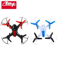 battle axes - ATTOP YD RC Drones G CH Axis Gyro RTF Aircraft Remote Control Quadcopter Dual Battle Drones Toy w