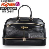 Wholesale golf duffle bag with cover bag for shoes clothes accessories golf handbag new style hot sale