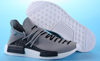athletic training basketball - Human Race Pharrell Williams X NMD Sports Running Shoes discount Cheap Athletic mens Outdoor Boost Training Sneaker Shoe
