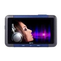 Wholesale Best Price GB Slim MP3 MP4 MP5 Music Player With Inch LCD Screen FM Radio Video Movie