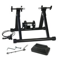bicycle trainer stand - Indoor Bicycle Bike Trainer New Magnetic Stand Exercise levels of Resistance