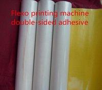 achat en gros de autocollants machines d'impression-Adhésif double face machine d'impression flexo double face adhésif, Version en résine de pâte spéciale