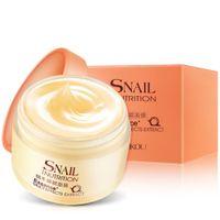 Wholesale Snail Sleeping Mask Essence Moisturizing Night Cream Anti Aging Wrinkle Cream