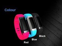 оптовых u9 умные часы-U9 Smart Wristbands U SEE Uwatch U9 Smart Watch Водонепроницаемый спящий режим / шагомер / Wi-Fi 15 различных языковых модных наручных часов