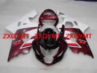 Wholesale Motorcycle Fairing GSXR Pearl Red White Injection moulding Fairing GSX R600 year K4 ZXGYMT