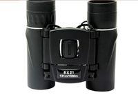 Wholesale Mini x21 Small Aperture Telescopes Tourism Travel Concert HD portable Binoculars Low Light Level Night Vision