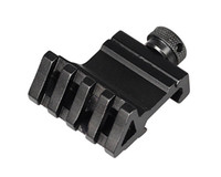 angle sight mount - Tactical Degree Angle Offset Side Slot Mount mm Picatinny Weaver Laser Scope Rail Mount Base Adapter Sight Scope Mount