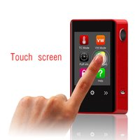Wholesale Yep Hell s Gate Touch W Hells Gate Touch Screen W TC box mod in stock DHL shipping