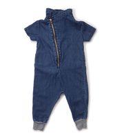 Wholesale New zipper design baby boy girl romper Unisex Baby Rompers Newborn cowboy Romper Jumpsuit Infantil Baby Kleren Clothing