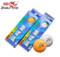 Wholesale balls Double Fish star mm Table Tennis Pingpong Balls