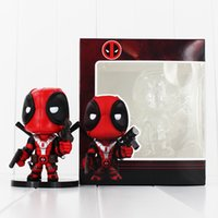 Wholesale X Men Deadpool Figure Cosplay Anime Action Figure Juguetes Model Hot Kids Toys for Best Gift