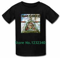 ace shirts - Brand New Men s Aces High Iron Maiden Theme Short Sleeve T Shirt Cotton Classic Style Shirt