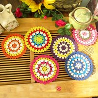 africa coffee - 11 cm Cup coaster Anti Scaldpersonalized cup mat pad for cup and coffee flower custom coaster cup pad personalized cup mat pad for cup and c