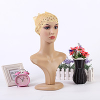 Wholesale 2016 Fashion Style Lace Bandage Muslim Women s Floral Lace Hijab Shawls Soft Head Wraps Cap hijab women and Girl Colors