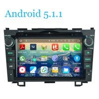 Wholesale Android Car DVD Player Tape Recorder GPS For Honda CR V Wifi Mirror Link Bluetooth DVR Radio