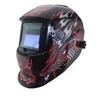 Wholesale Automatic Darkening solar Welding Helmets welder cap welder goggles welding glasses for Mig Tig Arc welding equipment