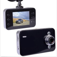 Wholesale K6000 P Full HD LED Night Recorder Dashboard Vision Veicular Camera dashcam Carcam video Registrator Car DVR