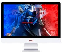 Wholesale All in one Computer Monitor quot CORE i3 GB GB Ultra Narrow Bezel Widescreen Built in WIFI All In One PC