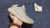 Cheap Adidas Original 2016 Counter Genuine Yeezy Boost 350 Moonrock Kanye West Shoes Fashion Men & Women Authentic Yeezy Boots With Box