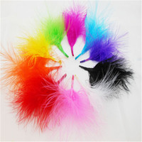Cheap dyed Turkey feather Best turkey feather multicolour Dyed feathers