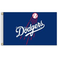 angeles usa - Los Angeles Dodgers Major League Baseball MLB Flags USA cm D sports decoration