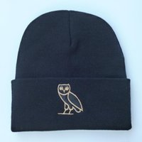 Wholesale Cheap Winter OVO Beanies Hats OVO Knit Hats Hiphop Street Cap Hip hop Street Knit Caps