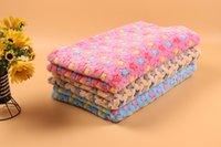 big pet beds - 24pcs new pet sleep mats star pattern dog cat beds mats for big and small dogs in winter pet travel mat WA0814
