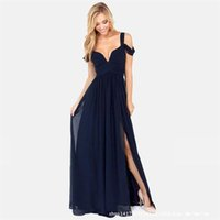 Wholesale Bare Breast Sexy Dress Spaghetti Strap Backless Formal Casual Dresses Women Clothes with Deep V Neck for Ladies TM5015