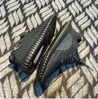 big help - 2016 new men mesh sneakers Kanye West to help low flat Pirate black gray Oxford Tan boost big yards running shoes