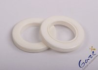 Wholesale 28mm Plastic curtain rings