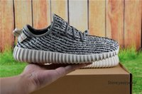 Cheap With Box Adidas Yeezy Boots 350 Men Women Running Shoes Yeezys Boost Cheap 2016 Hot Sale Sports Shoes Turtle Dove Free Shipping