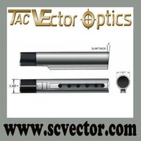 accessories commercial - Vector Optics Position Extrension AR AR15 Buttstock Buffer Tube with Commercial Spec Diameter for Hunting Gun Accessories