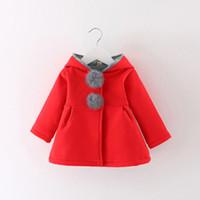 Wholesale Qiu dong han edition baby princess baby clothes girls cotton cardigan coat coat baby dress tide fan