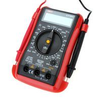 Wholesale 20pcs UNI T UT30C Palm Size Digital Multimeter Palm digital versatile meter