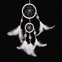 Wholesale 12pcs mixed colors hot sale dream catcher double circle