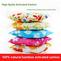 activated bamboo charcoal - Bamboo Charcoal Sachet Air Freshener Air Filter Anti microbial Deodoran Odor Absorber Bag G Of Bamboo Activated Carbon In Each Bag