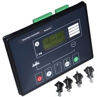 ac generator speed - Generator Control Genset Automatic Start Up Module with Engine Speed Display