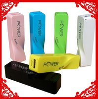 battery backups curved - Portable mAh Power Bank USB External Battery Charger Curved Perfume Powerbank Emergency backup battery For iphone Samsung Galaxy S7